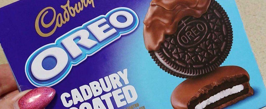 These Cadbury Coated Oreos Are an Extravagant Chocolate ...