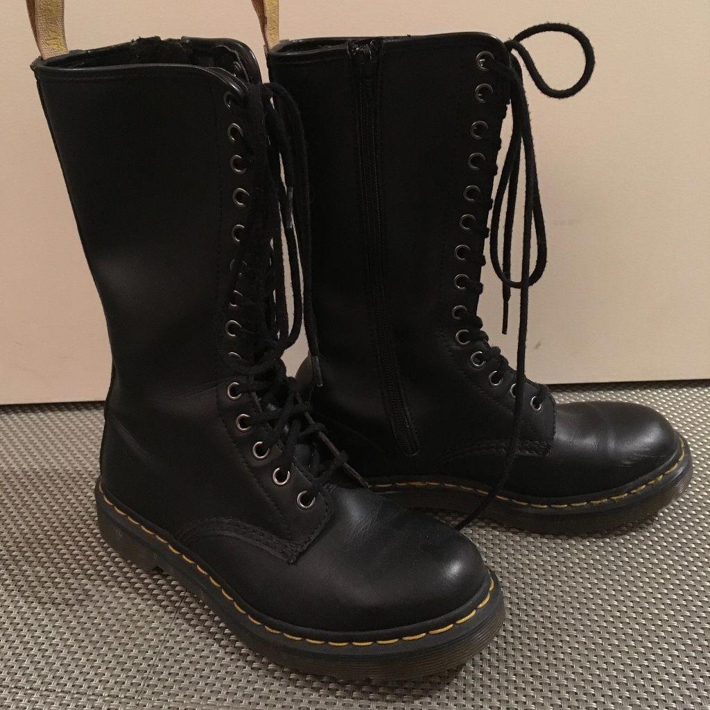 Doc martens, Doc martens boots, Lace boots