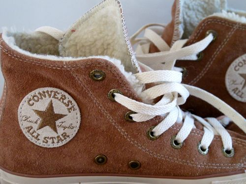 Winter Warm Converse - I want them for Christmas! 3f5f3a71a