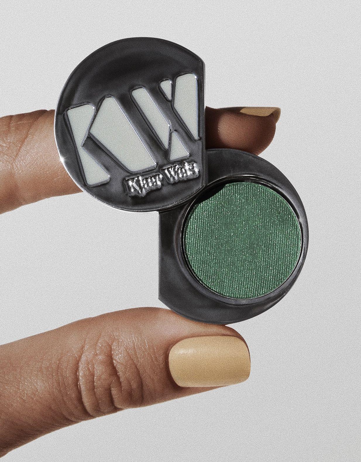 Kjaer Weis Eye Shadow Green Depth Eyeshadow, Cream
