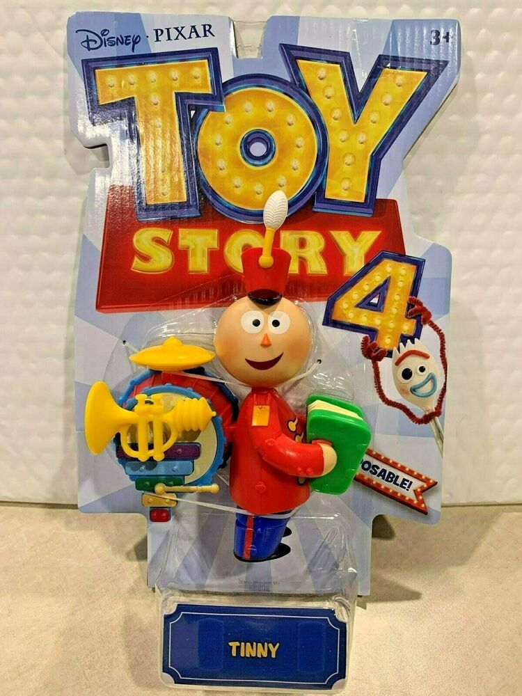 Details About Disney Pixar Toy Story 4 Poseable Aliens