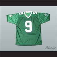 check out 0bf7a bcb86 Lebron James 9 Fighting Irish High School Football Jersey ...