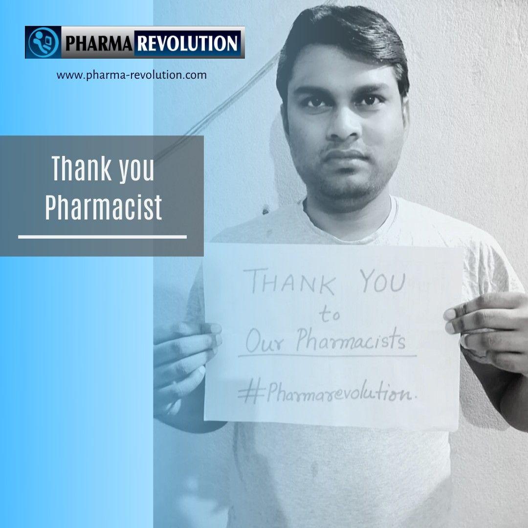 Thank You Pharmacists in 2020 Regulatory affairs, Career