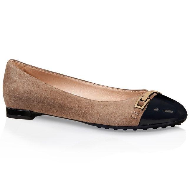 Femme Velours All en Printemps Ballerine Veau Chaussures Shop Été XXW0VW0M360RTU0AH6 Tod's nZUwn7zx
