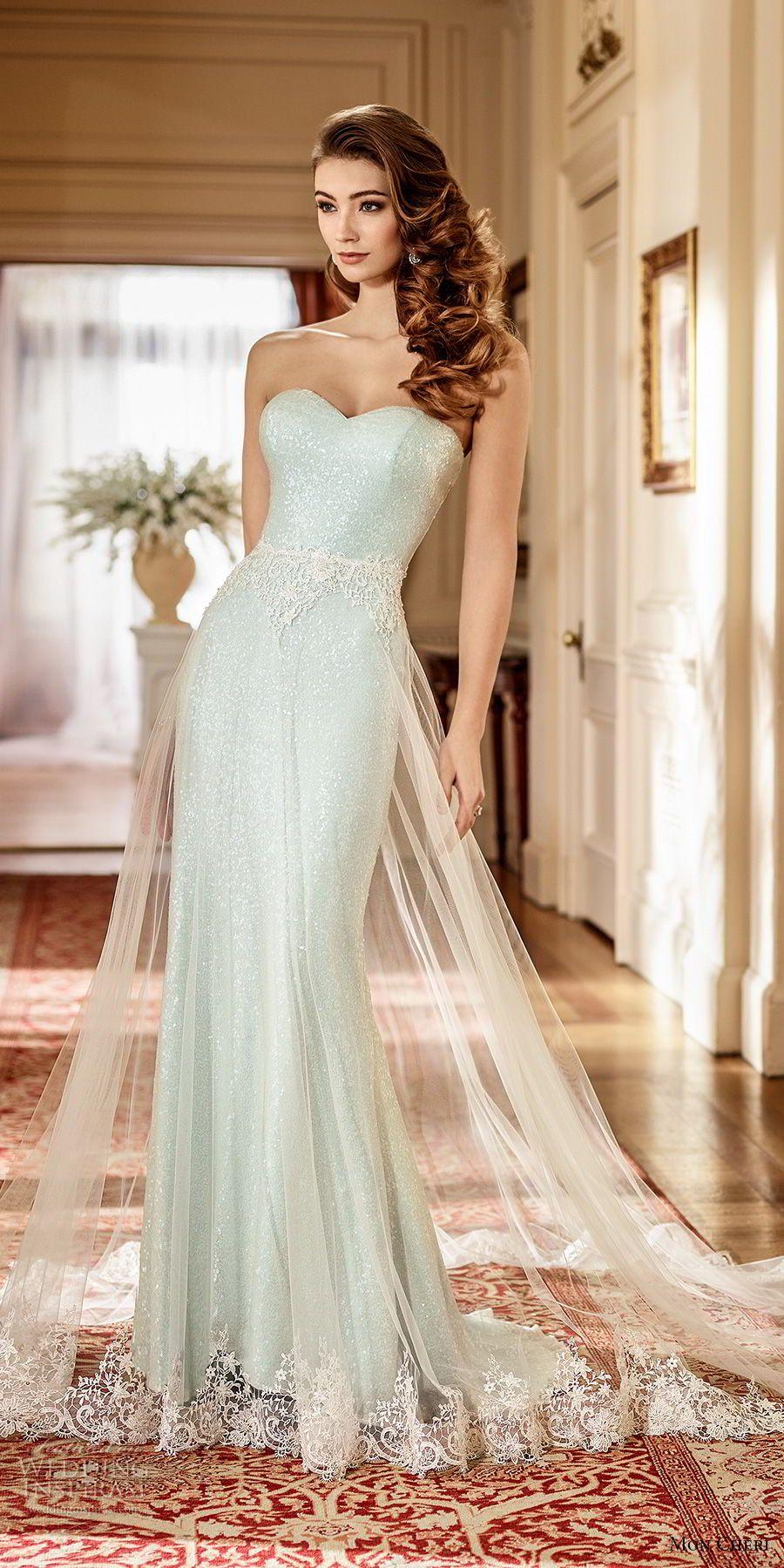 Mon Cheri Fall 2017 Wedding Dresses Wedding Dresses Tulle