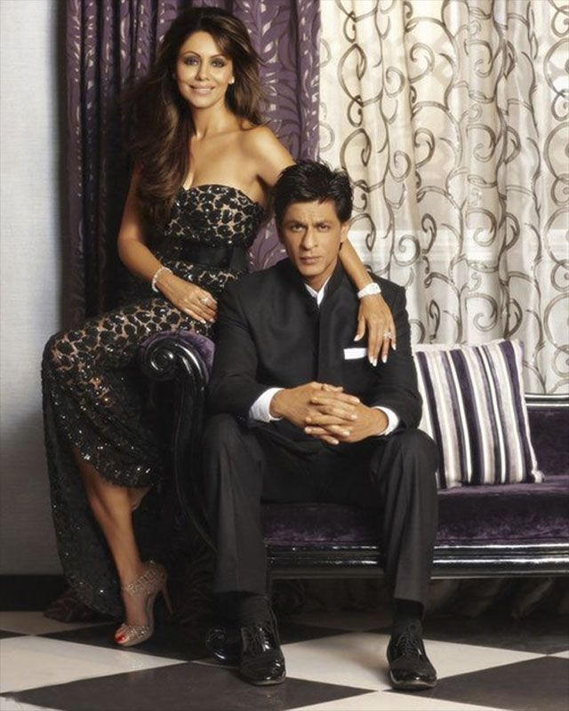 The Hottest Couple In Town Shah Rukh Khan And Gauri Khan Has