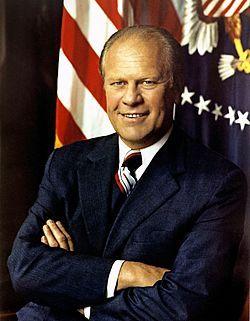 Gerald Ford – Wikipédia, a enciclopédia livre