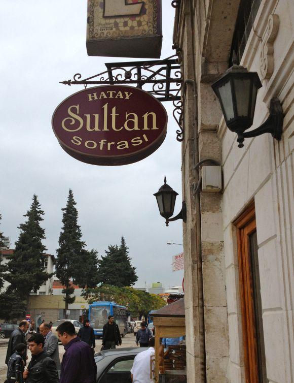 Sultan Sofrası / Antakya