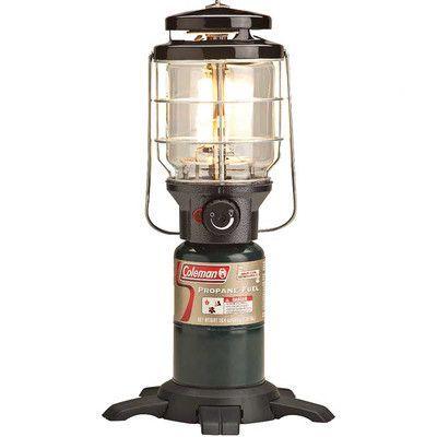 Coleman Northstar Ei Propane Lantern Propane Lantern Gas