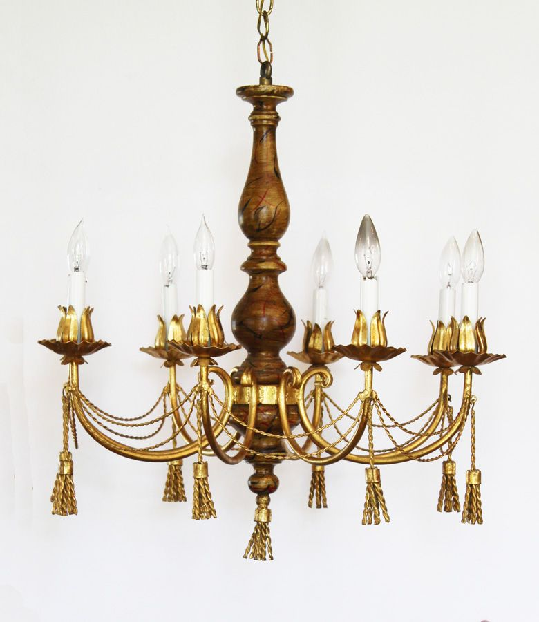Antique French Chandeliers Wall Sconces European Lighting Home Decor