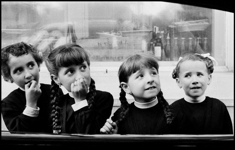 federer7:  SPAIN. 1955.© Inge Morath © The Inge Morath Foundation/Magnum Photos