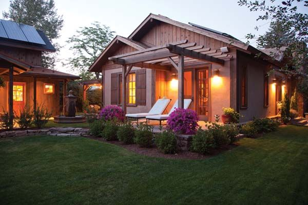 Dream Homes - Eco-Cottage | Sun Valley, Idaho