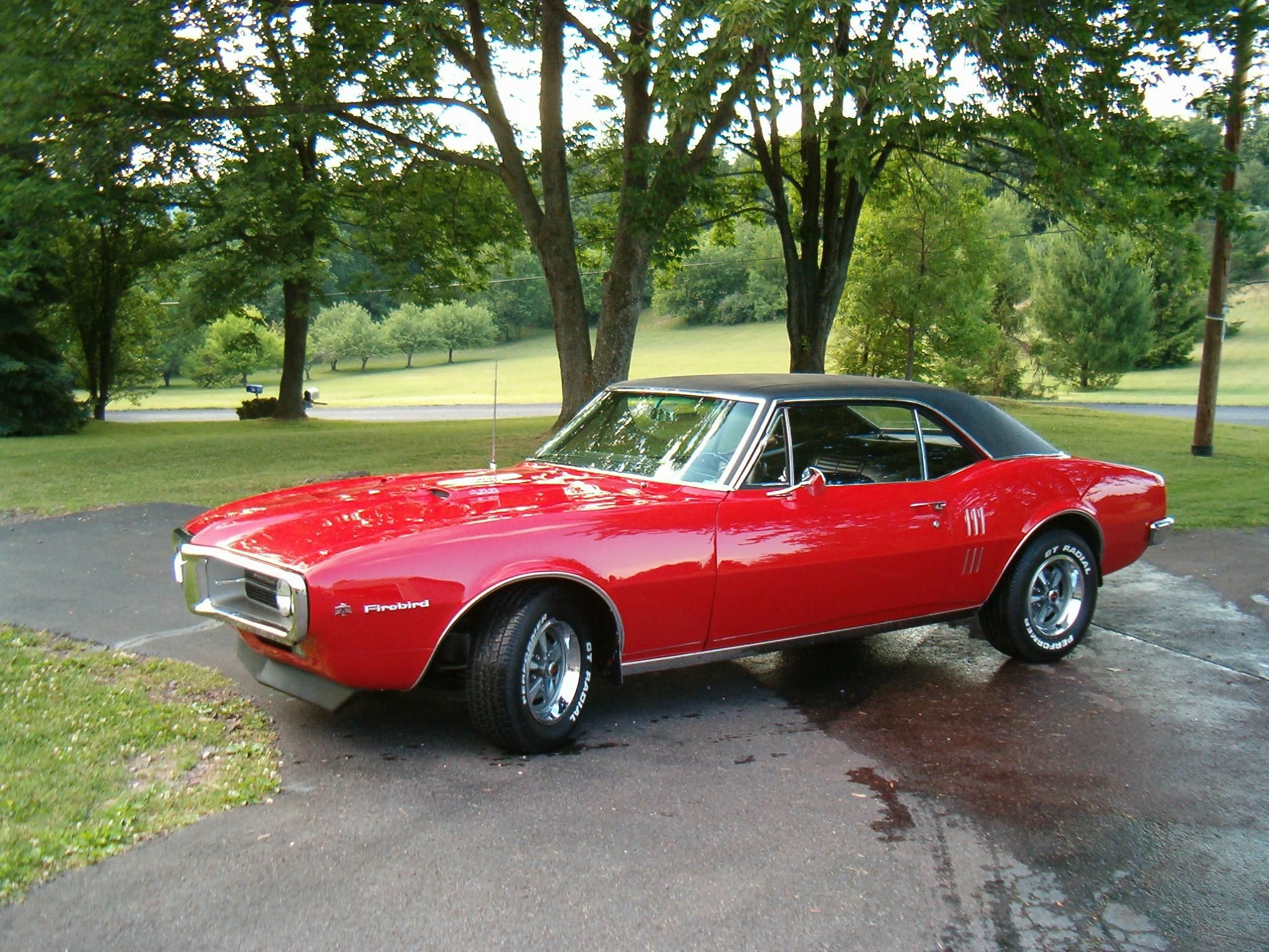 1967 firebird - The first car I got to drive as a 16 year old young ...