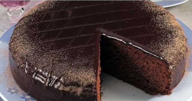 Receitas práticas de culinária: Bolo fofo de chocolate