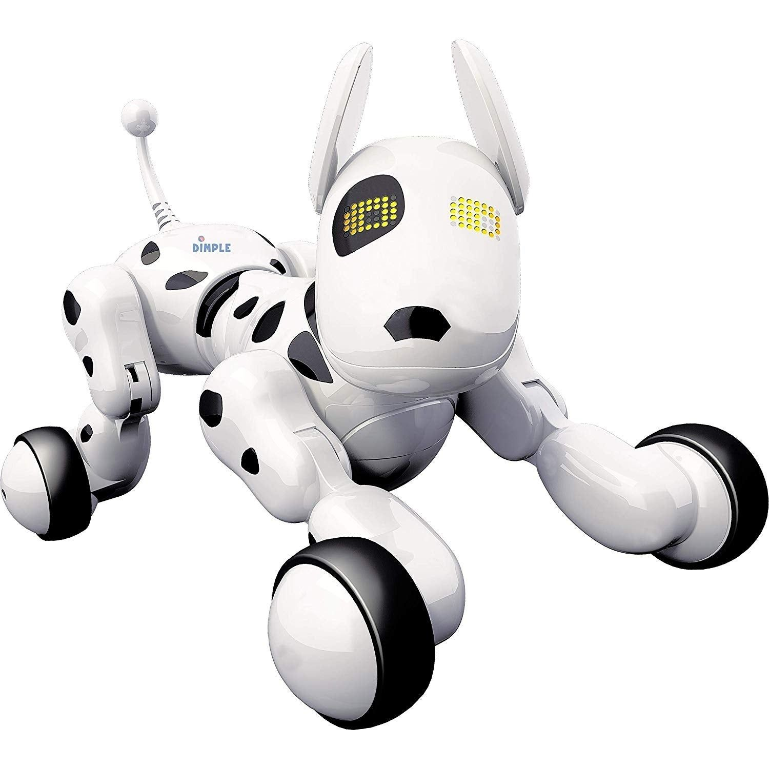 Dimple Interactive Wireless Remote Control Puppy Toy For Kids