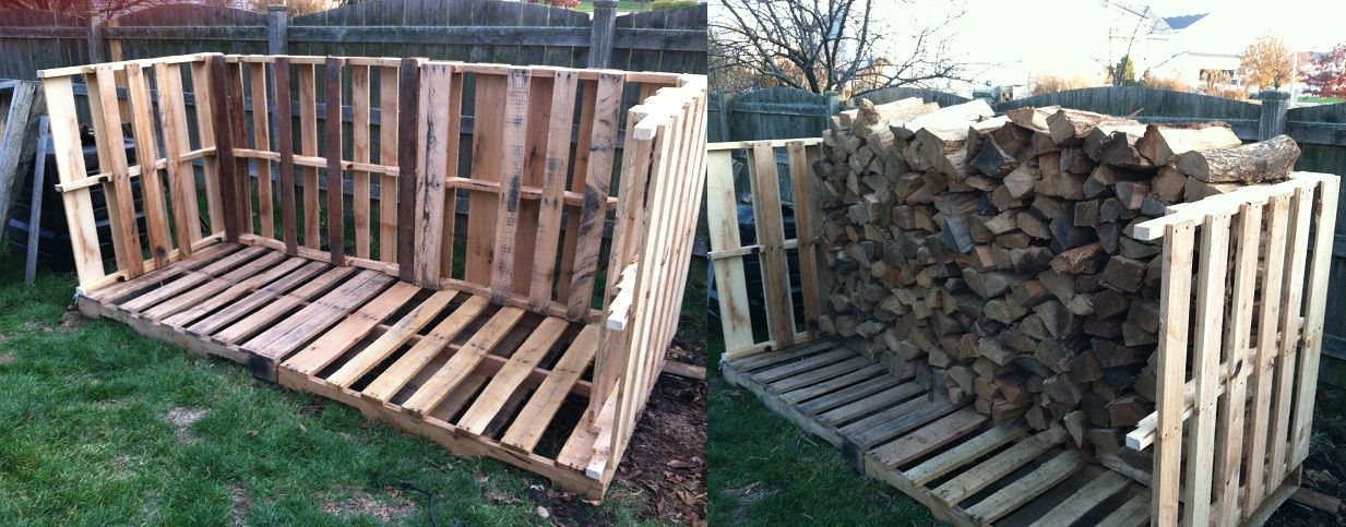 18 Best Diy Firewood Storage Ideas Storage Organization