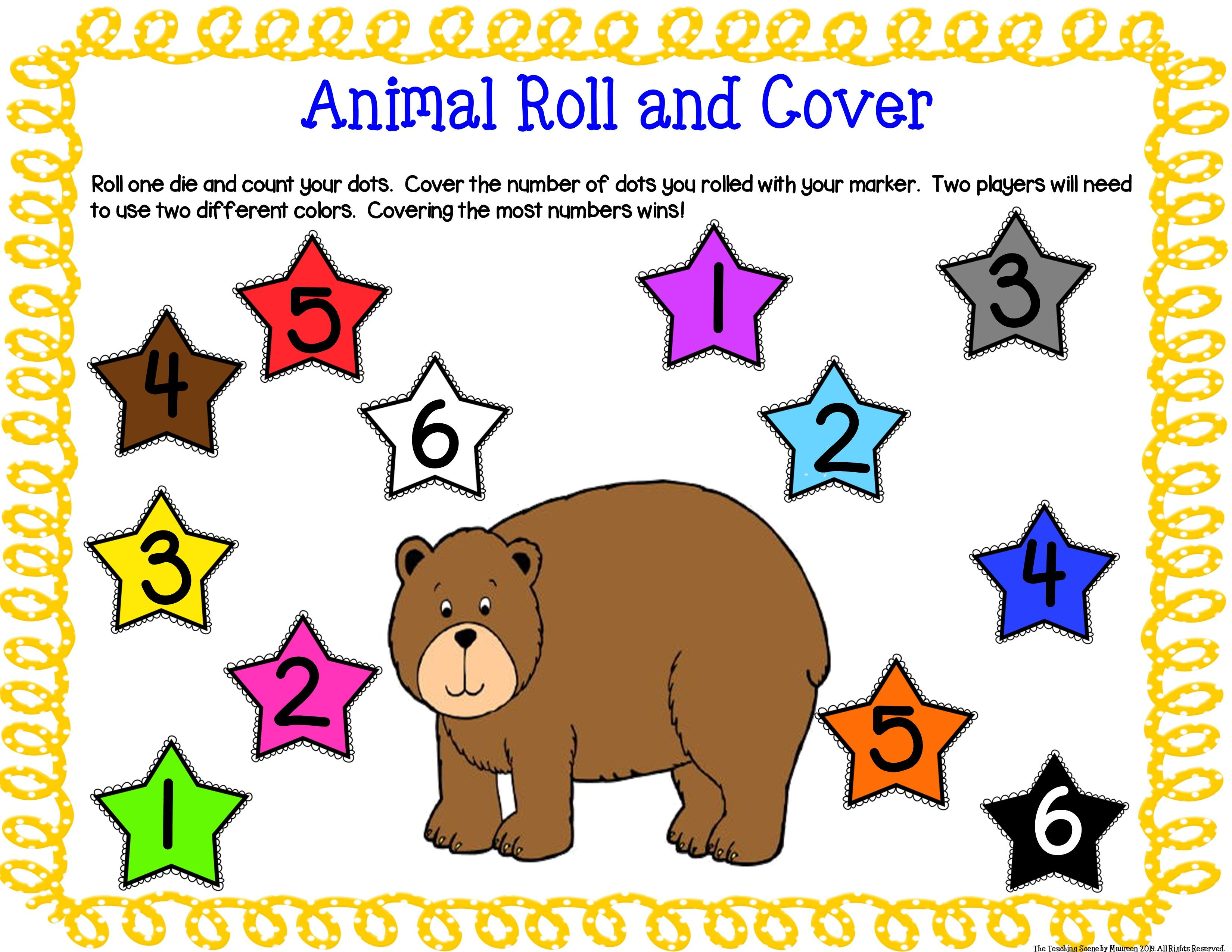 September Literacy Unit Pete The Cat Amp Brown Bear Brown