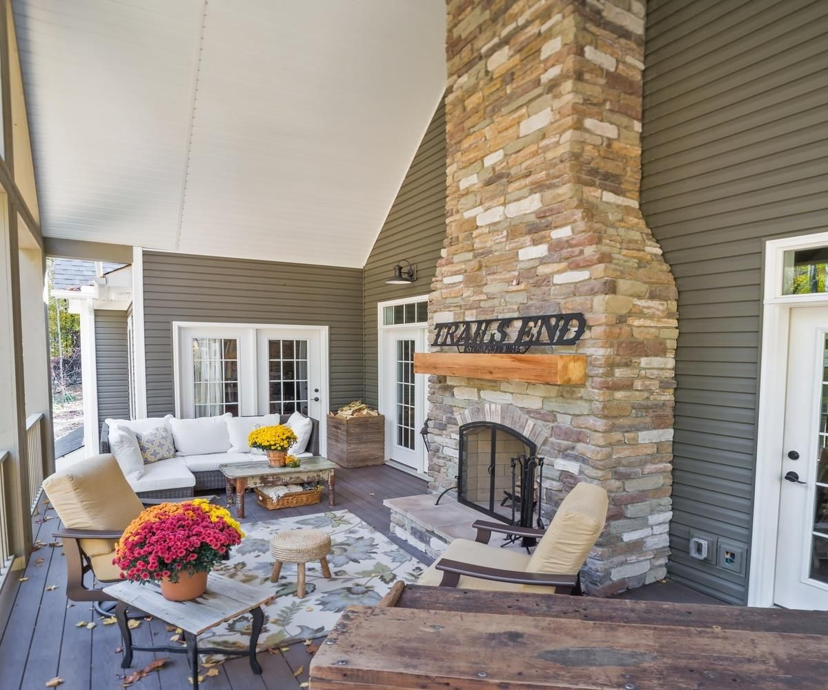 Pikes Peak House Plan Schumacher Homes