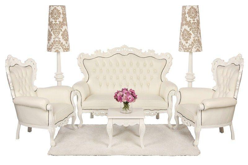 Forfait lounge Élizabeth / Élizabeth lounge package - Sofa to Go ...