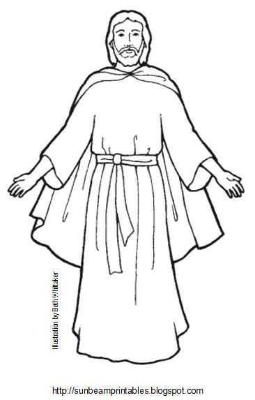 Jesus Coloring Page. happy birthday jesus coloring pages 08 ...
