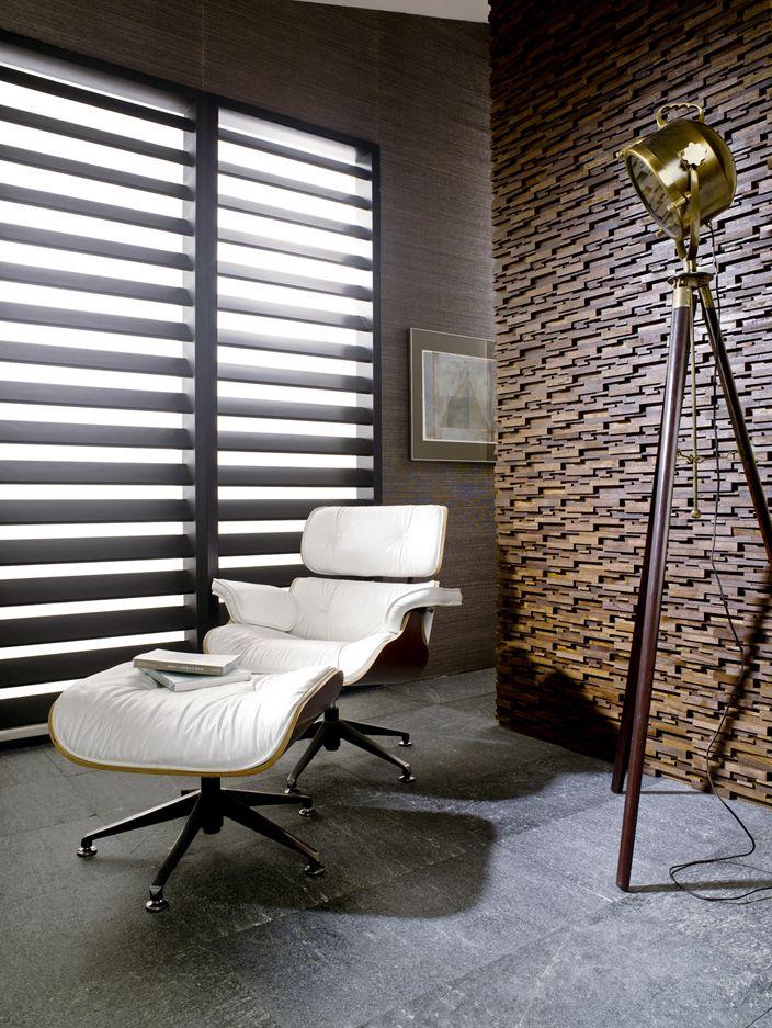 revestimiento para paredes de madera oscura - Buscar con Google