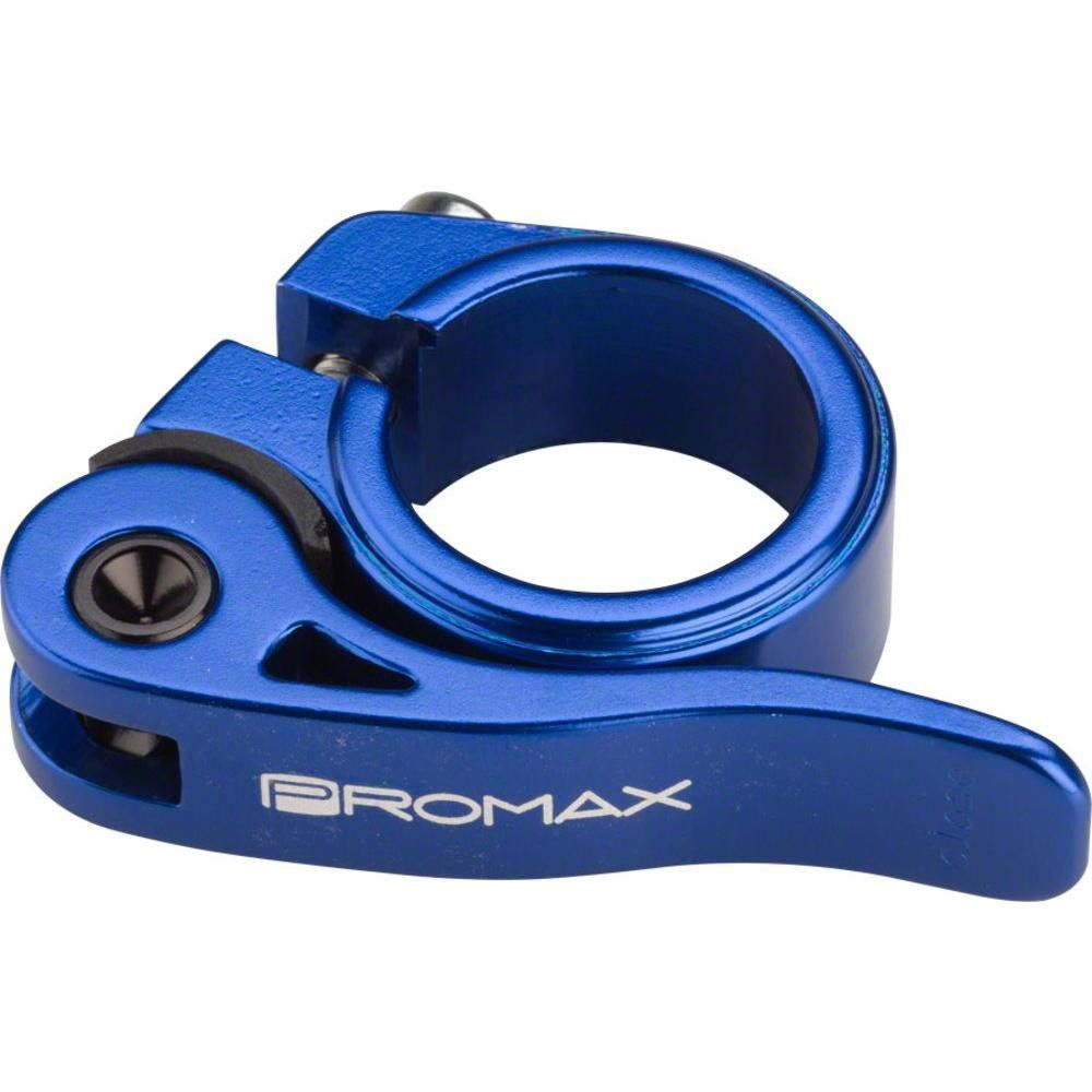 Promax FC-1 Seat Post Clamp 25.4mm Blue