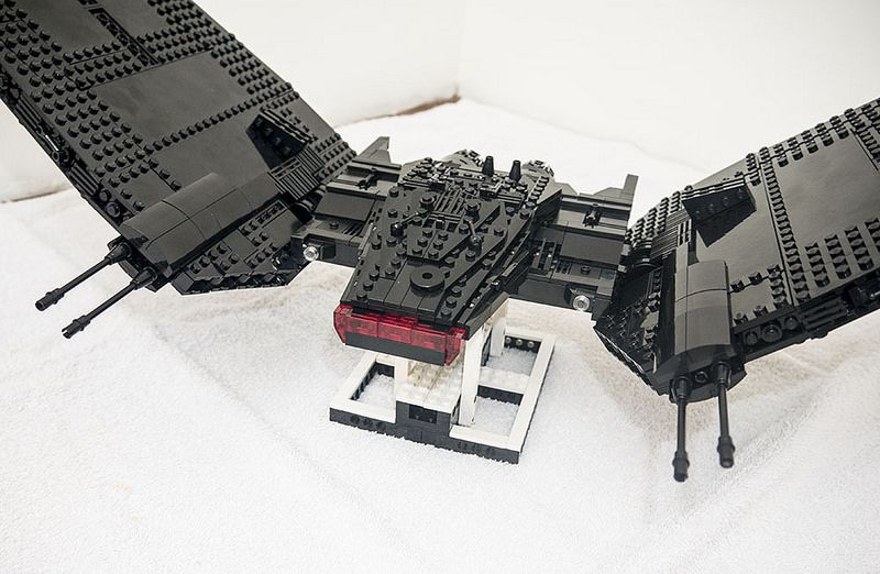 Image Result For Lego Star Wars Kylo Ren S Command Shuttle