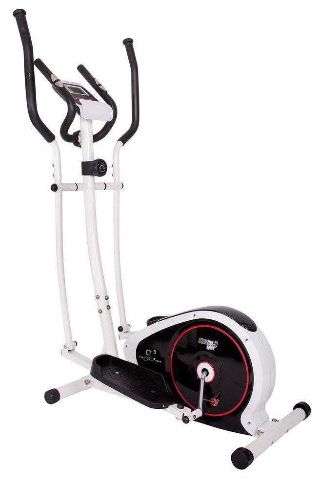 Christopeit Crosstrainer CT 3 Ellipsentrainer Heimtrainer Fitness Fitnessgerät