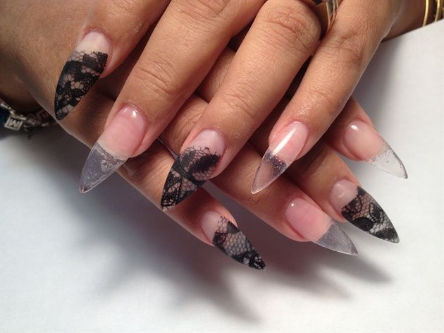 Next Top Nail Artist Mysterious#2 by customTnails1