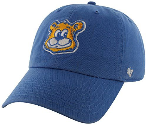 5fa5be2d555 This UCLA hat is incredible. NCAA UCLA Bruins  47 Brand Clean Up Adjustable  Hat