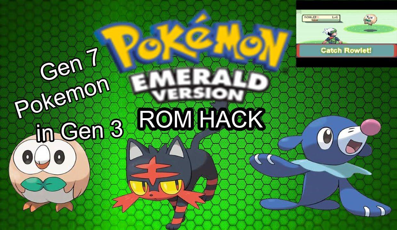 Pokemon delta emerald (gba) hack download | go go free games.