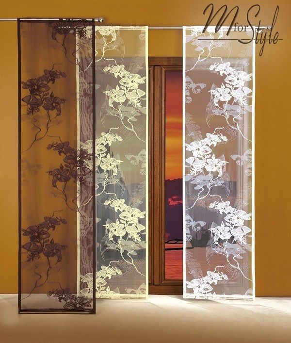Good Quality Curtains Uk Part - 47: Quality Net Sheer Window Panel Blind Curtain Fly Screen Multple Sizes Slot  Top