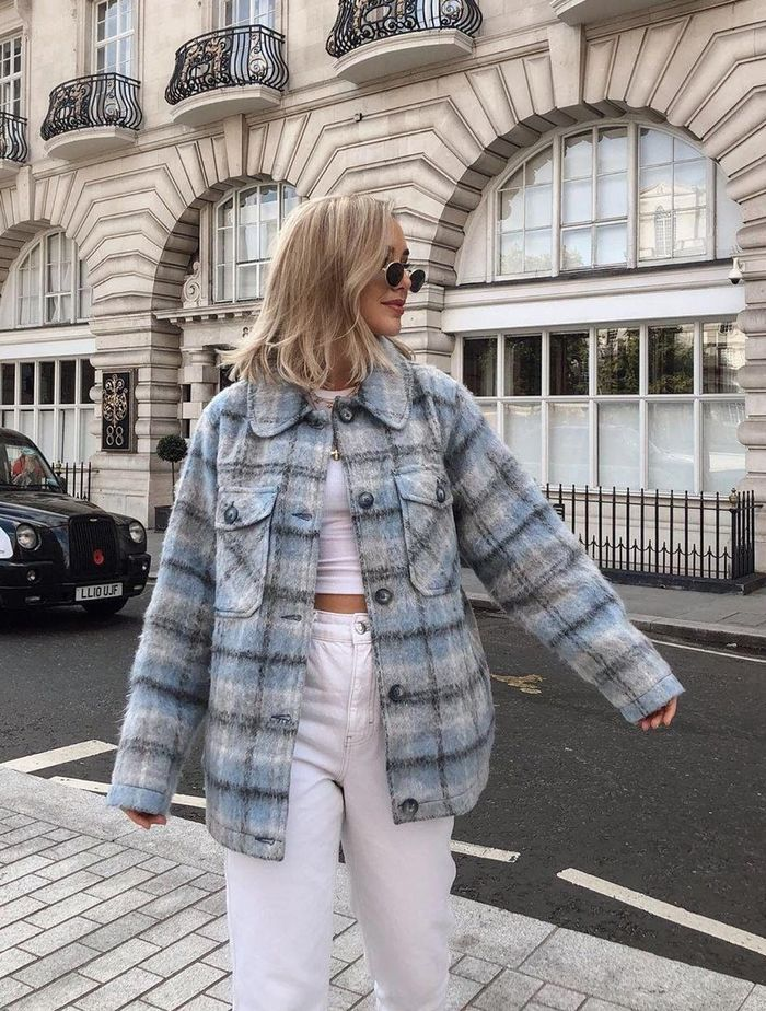 The One Jacket That Is Taking Over H&M, M&S and Topshop – outfit
