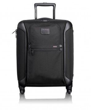 6265f9dbf Tumi Alpha Travel Lightweight Continental Carry-On 028521DH black ...