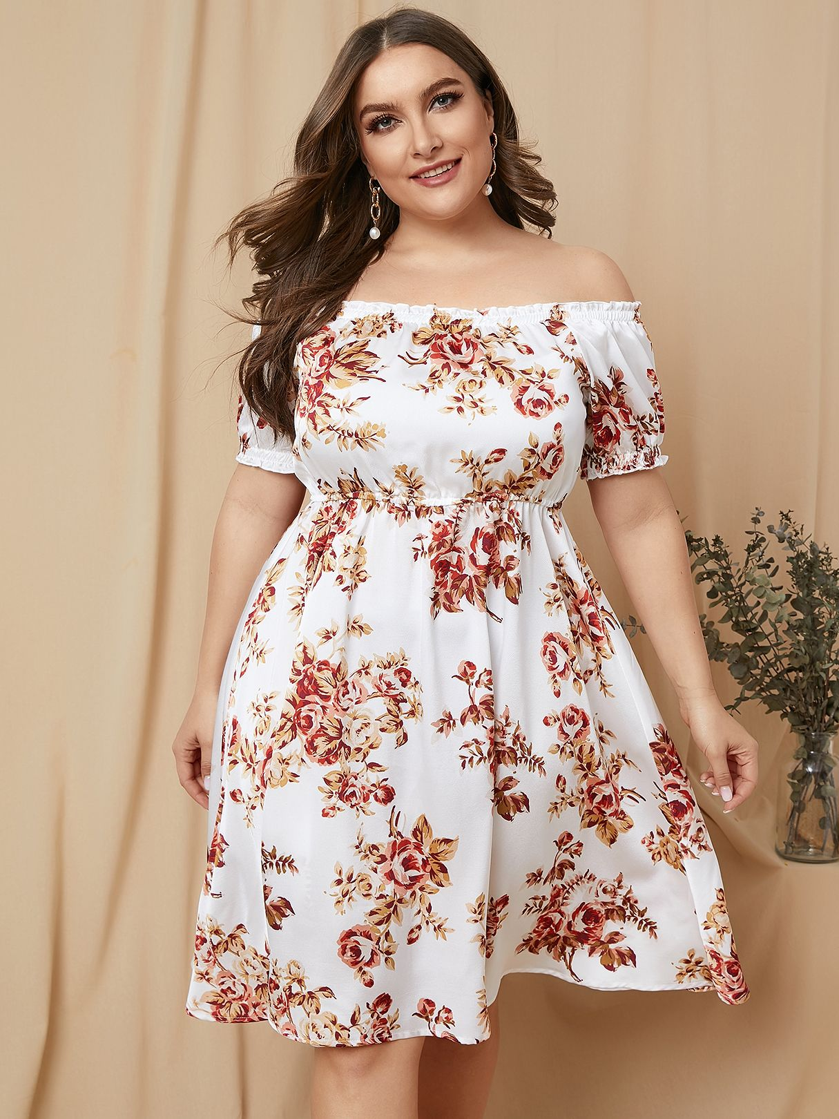 Extra 15 Your First Order On Yonis App Plus Size Summer Fashion Plus Size Outfits Mini Dresses Summer [ 1620 x 1215 Pixel ]