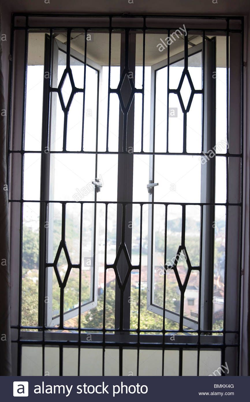 Image result for indian window grill designs