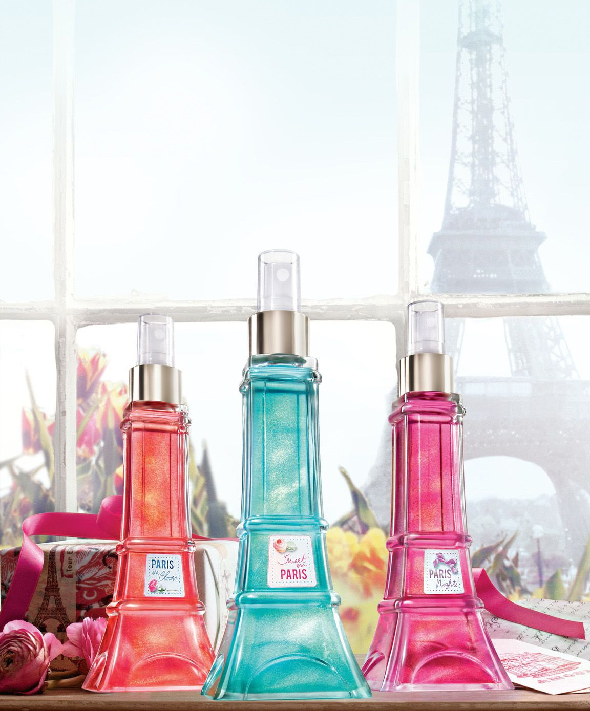 From Paris With Love Collection Shimmer Mist 3