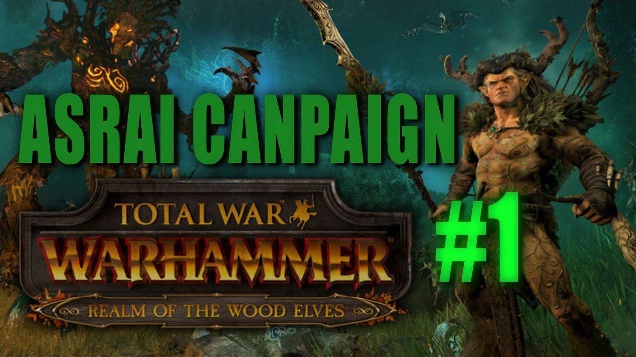 legend of total war wood elves early access war totalwargames