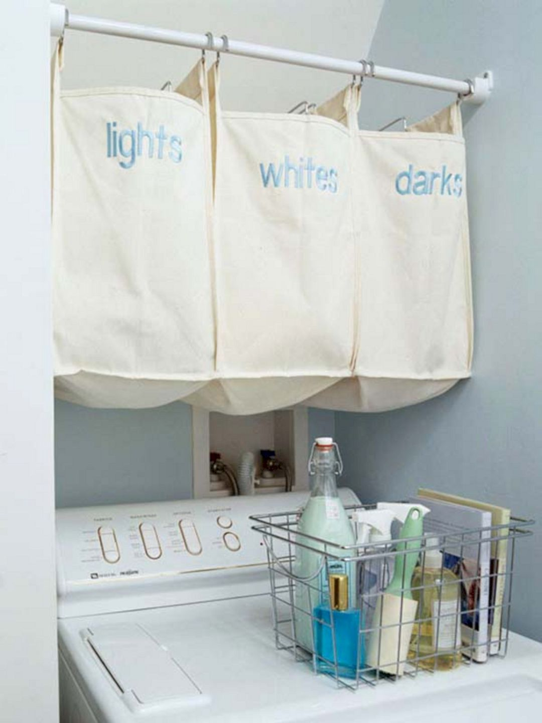 55 Beautiful Amp Stylish Small Laundry Room Hacks For Your