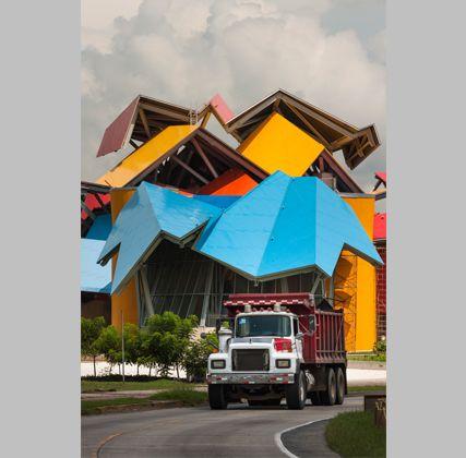 frank gehry museo de la biodiversidad de panam arquitectura viva revistas de arquitectura - Arquitecturaviva