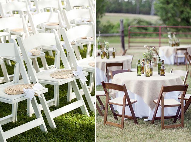 Guide To Wedding Chair Styles Md Party Pinterest