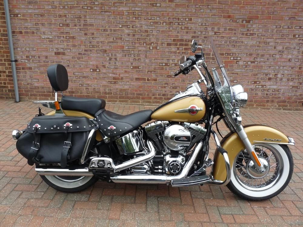 eBay Preowned 2017 HarleyDavidson Heritage Softail