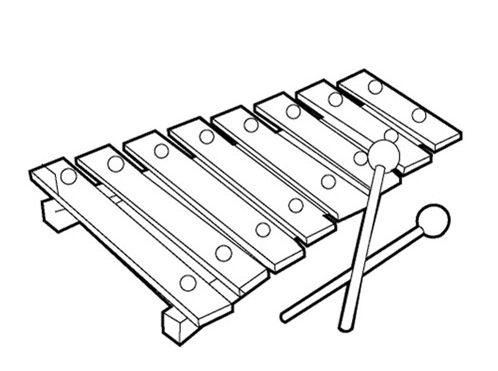 Dibujos De Instrumentos Musicales Dibujos De Instrumentos