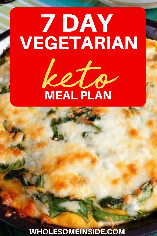 Photo of 7 Tage Vegetarischer Keto-Speiseplan – Gesund im Inneren