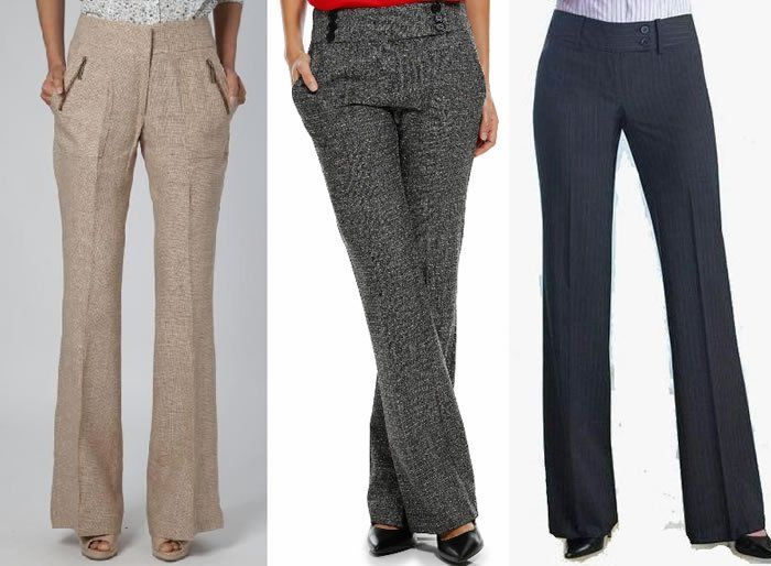 Patrón Pantalón de sastre de mujer | Elegante | Pinterest | Costura ...