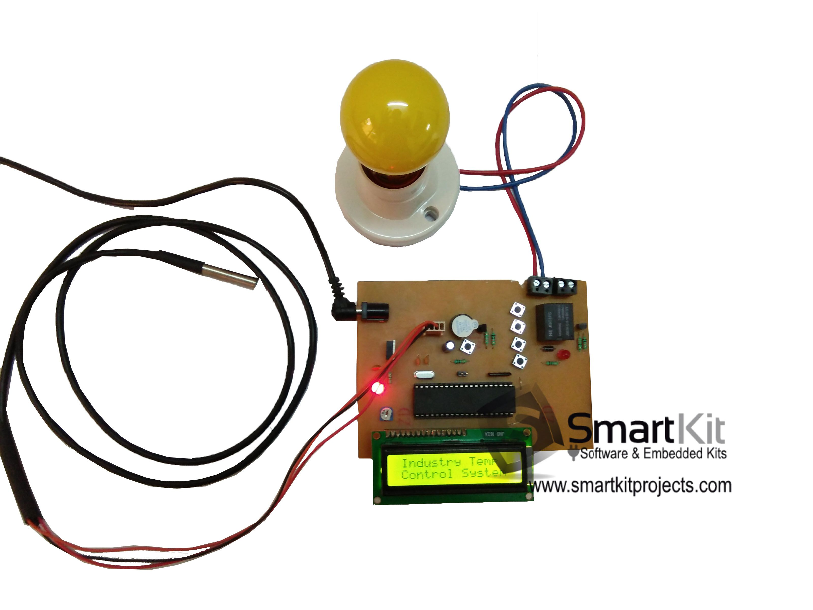 This Is Step By Guide Of Making Home Safety And Industry Pir Sensor Gsm Based Security System Using 8051 Fire
