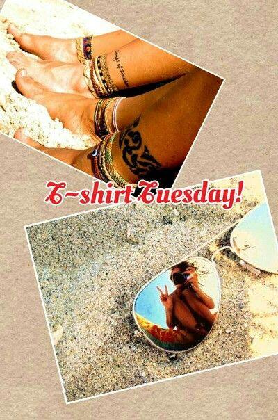T shirts tuseday @ sunbaby !