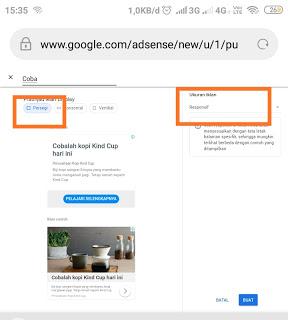 Cara Membuat Iklan Link Pada Adsense Terbaru Periklanan