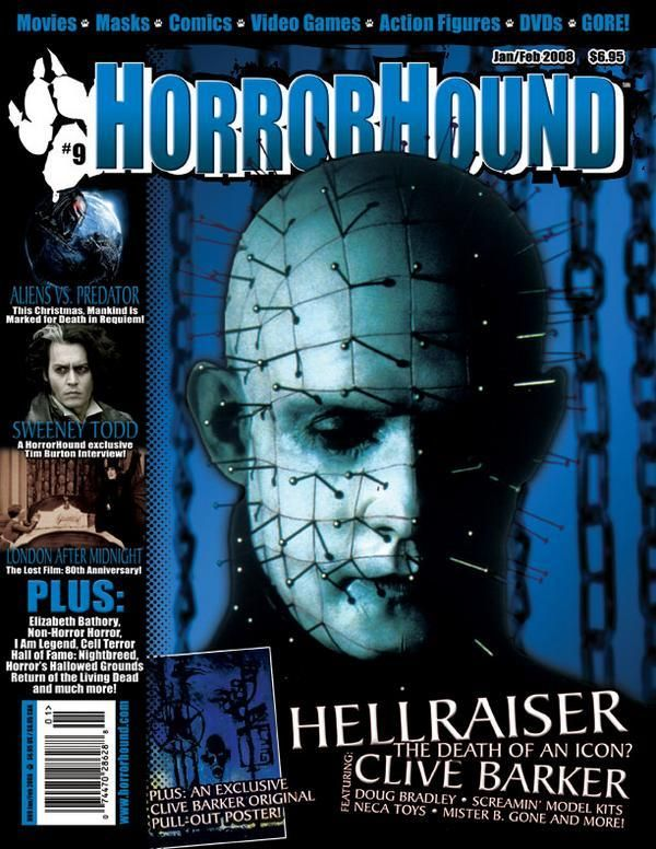 Issue 9 Horror Classic Horror Movies Lost Film