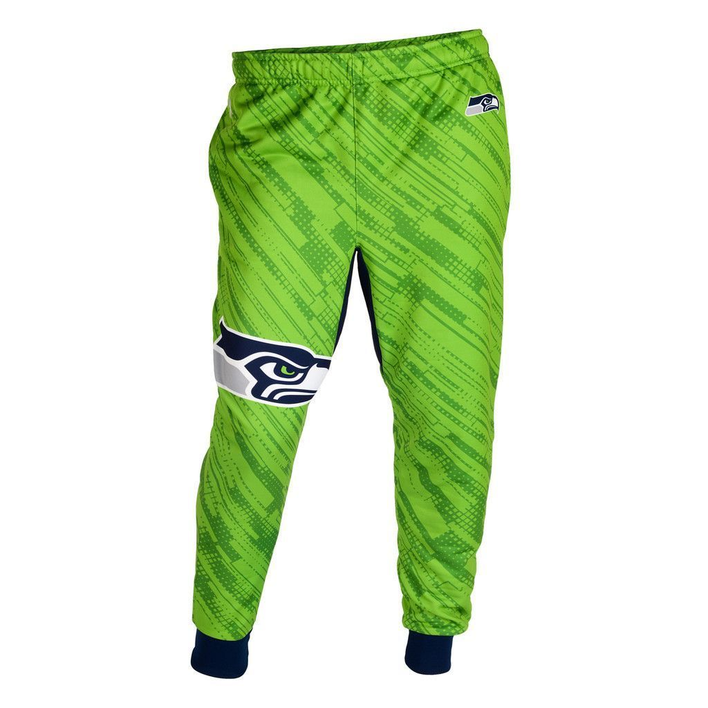 f8d459fd Seattle Seahawks Official NFL Men's Jogger Pants | Sports Apparel ...